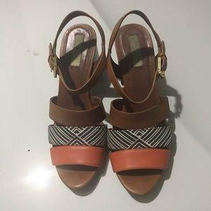 Cole Haan Block Heel Sandals